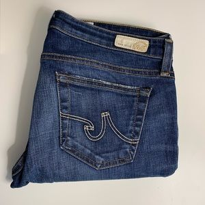 Ag Adriano Goldschmied Jeans Size 27R The Ballad